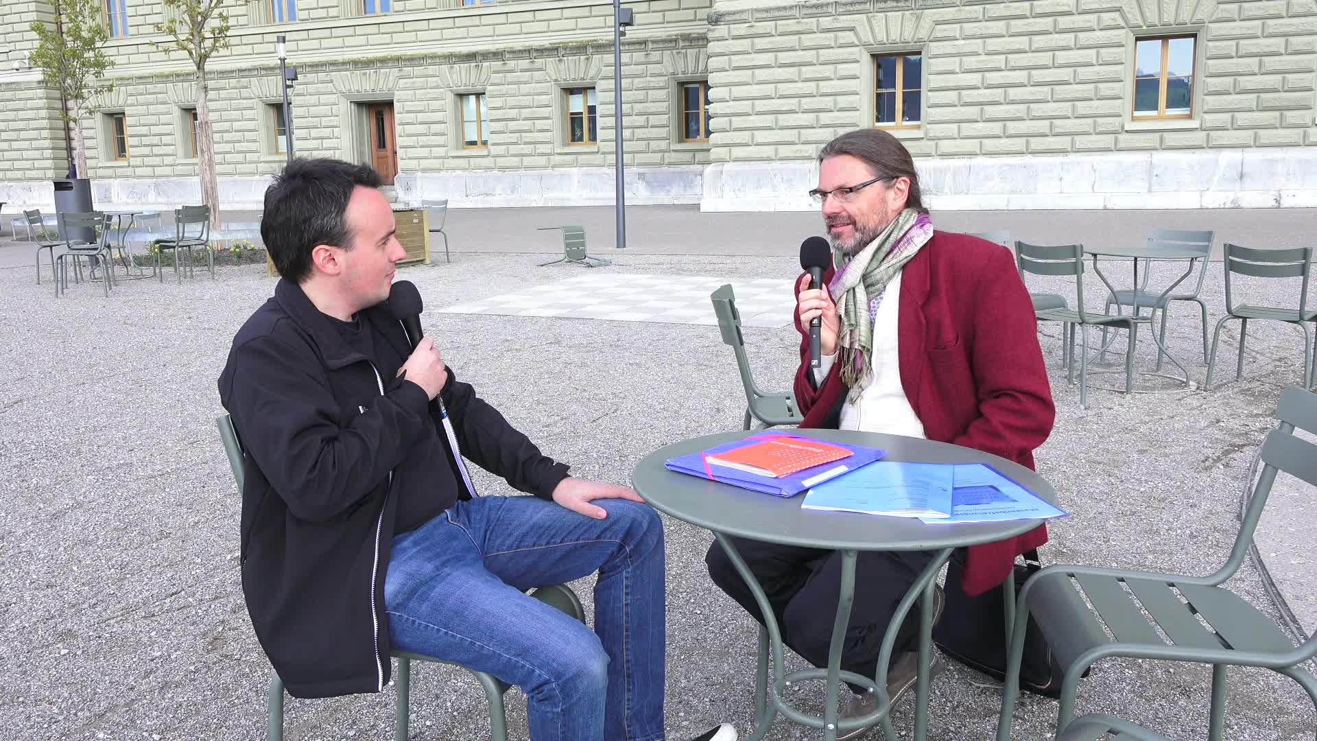 Busse, Wegweisung etc- Im Interview mit Guido Brunner