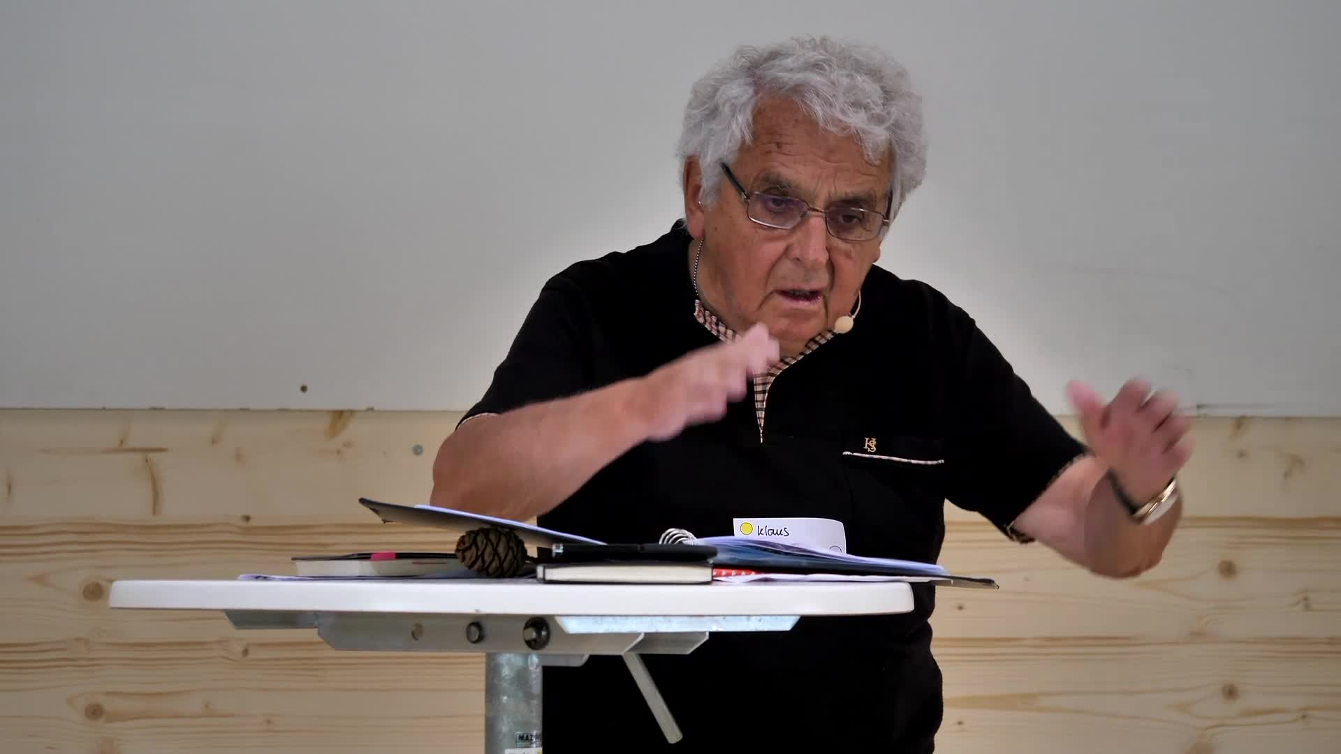 Weff 2021 - Vortrag Klaus Bergamin