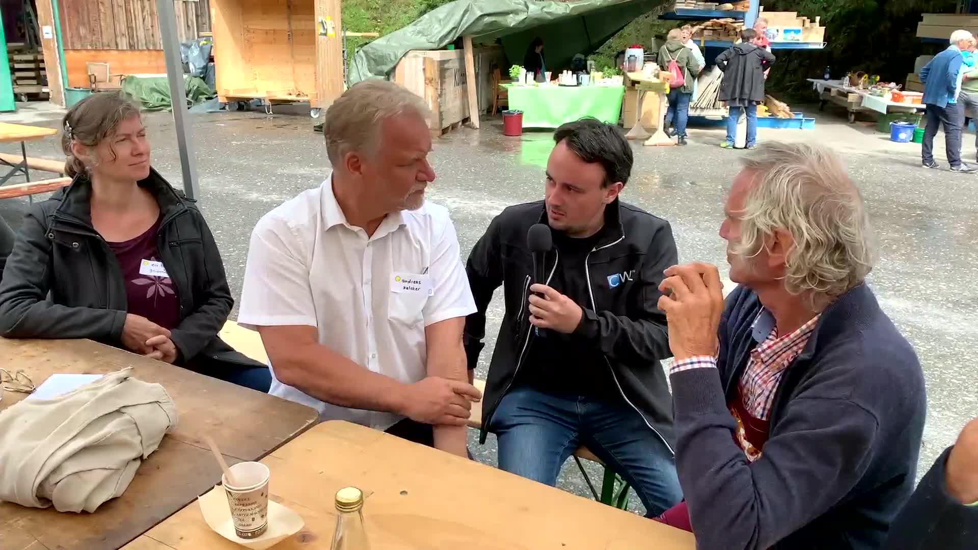 Weff 2021 - Kurzes Intermezzo von Andreas Kalcker