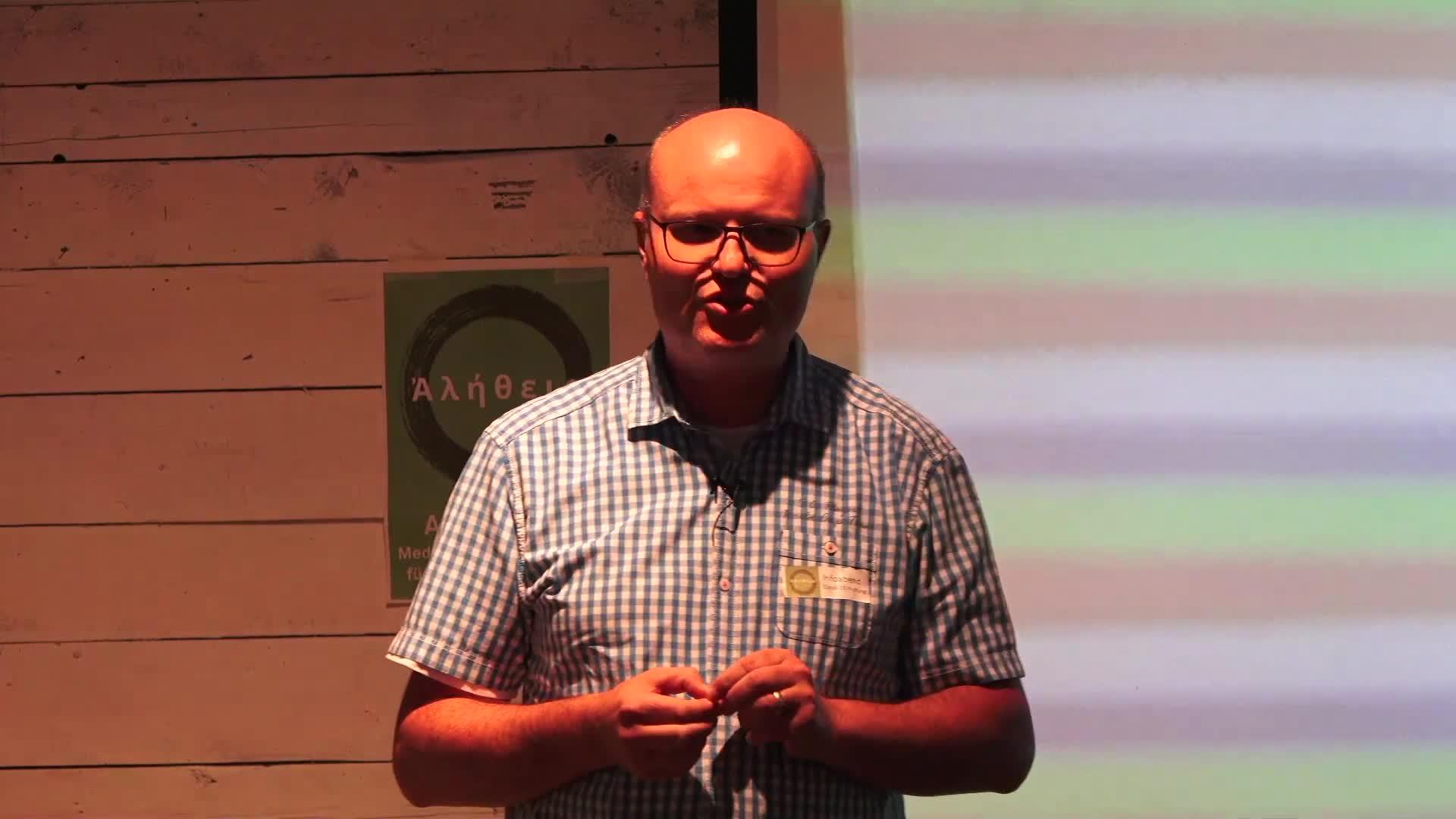 Vortrag Dr- Andreas Heisler: Infoabend für Jugendliche zur COVID-19 Impfung