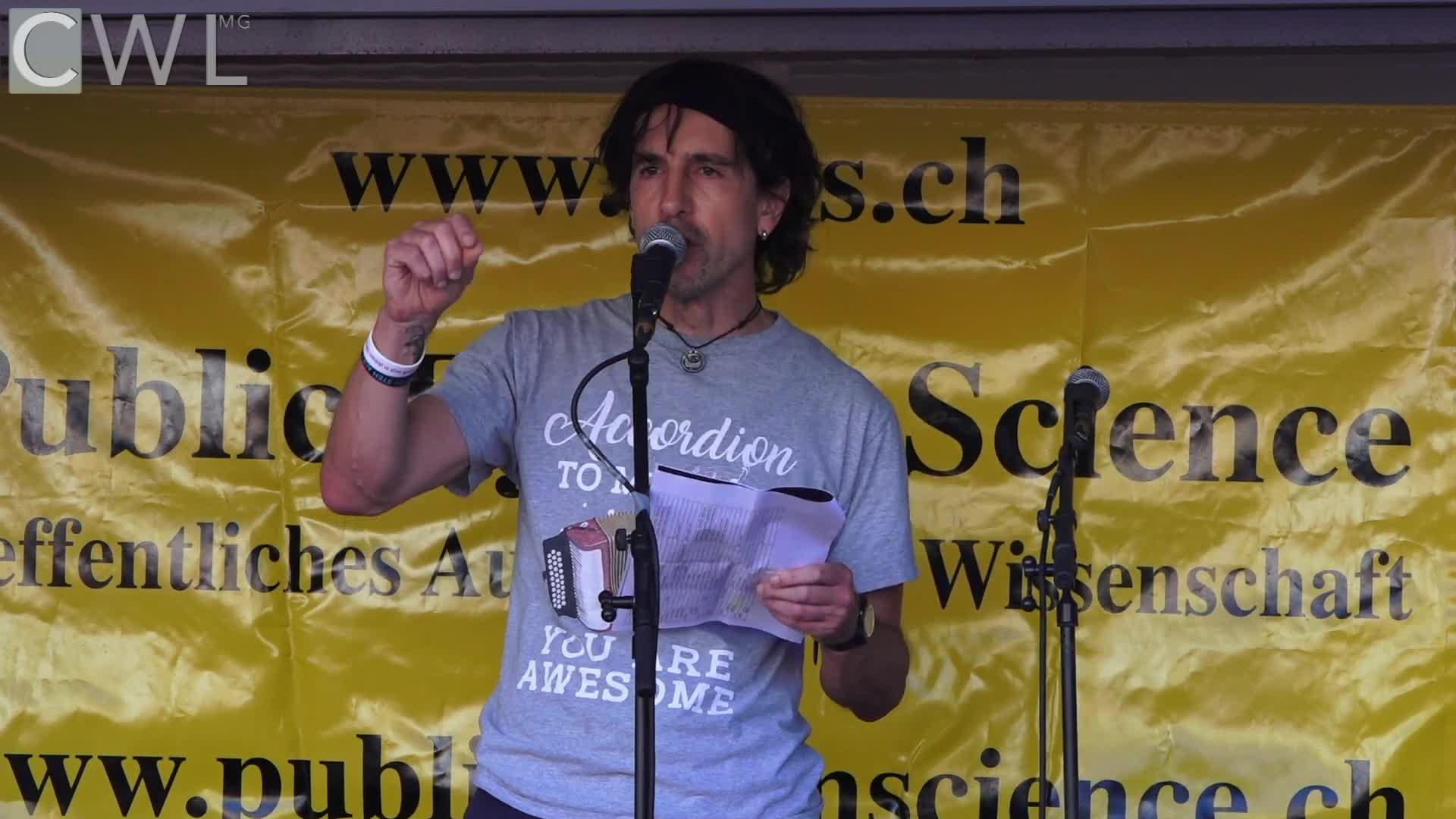 Ansprache: Markus Häni