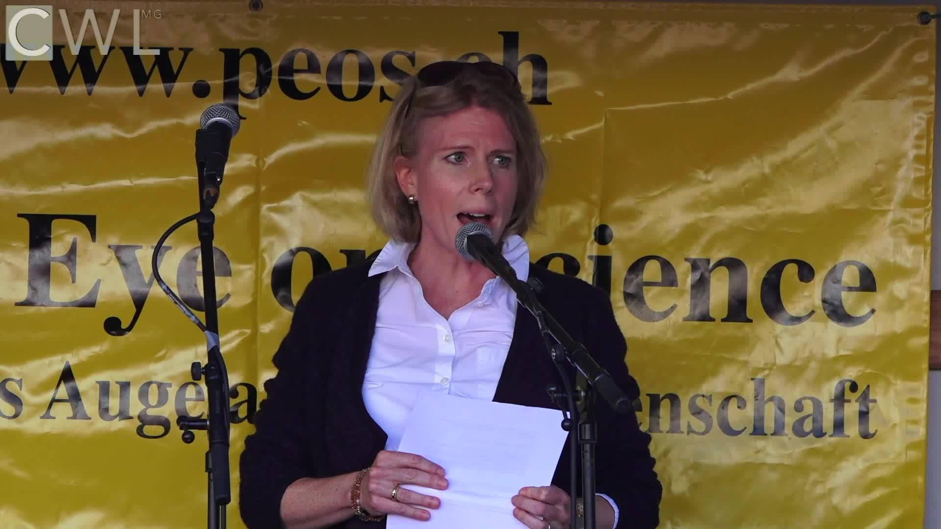 Ansprache: Kathi Schepis
